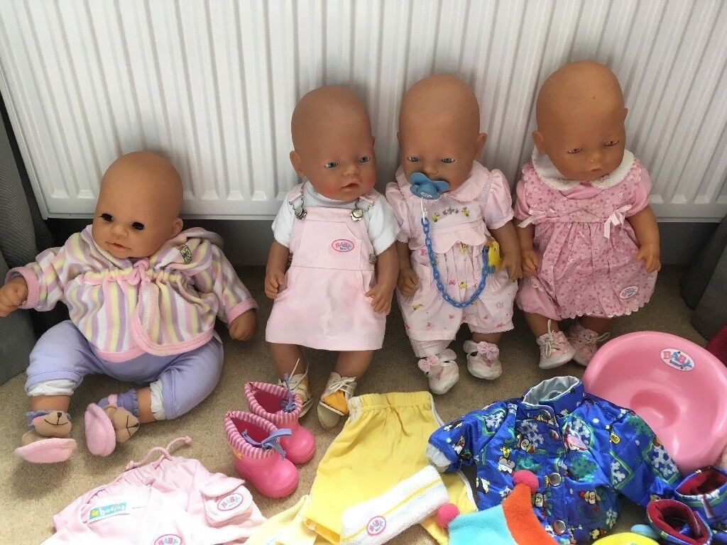 54d18c986b5 Baby Born dolls and accessories | in Durham, County Durham | Gumtree