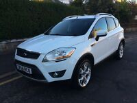 Ford kuga 2.0 diesel titanium 58 Reg may swap for something different of similar value or just sell