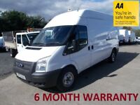 Transit 350 RWD 2.2 TDCi 155 LWB H/Roof**STUNNING LOOKING VAN**LEASE Co DIRECT**FULL SERVICE HISTORY