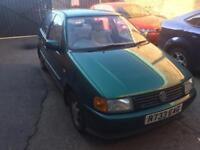 Vw polo spares or repair run and drive mot