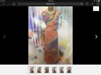 Ladies Gorgeous Together Maxi-dress size 14 Brand New With Tags