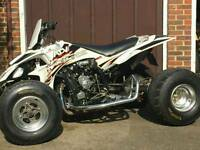 R1 raptor 180bhp road quad bike