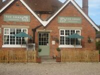 2nd Chef/Sous Chef, LIVE-IN, Fresh Food, Popular Country Pub