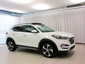 2017 Hyundai Tucson A NEW ADVENTURE IS CALLING!!! 1.6 T AWD SUV
