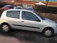 Clio 1.2 - long mot and all paper work and full log book