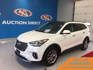 2017 Hyundai Santa Fe XL LIMITED! 7 PASS! AWD! HUGE SUNROOF! LEA