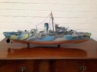 Two free model boats - my fathers models - need a home