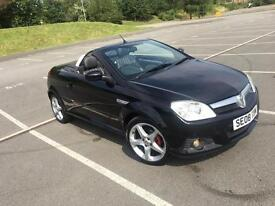 Vauxhall Tigra Exclusive 1.8 2008 2 former Keepers