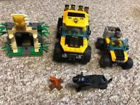 60159 Lego city jungle halftrack mission