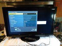 "Panasonic Viera TX-L37S20B 37"" 1080p HD LCD Television Comes with remote"