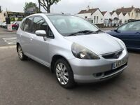 Honda Jazz 1.3 Petrol Automatic 5 door Hatchback 2005 FSH