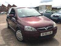 Vauxhall Corsa 1.4 2006 + SERVICE HISTORY + MOT TILL FEB 2017 + DRIVES SUPERB