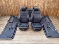 AUDI A3 / S3 SPORT SEATS COMPLETE INTERIOR 8L