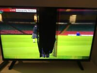 Luxor smart tv for spares or repair