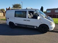 MERCEDES VITO CAMPERVAN / DAY VAN