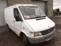 Mercedes Sprinter 208d 308d 310d 210d 312d 412d spare parts available