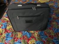 Small briefcase suitable for hand luggage