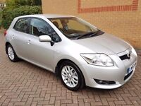 TOYOTA AURIS 1.6 AUTOMATIC 2007 56 REG, SUPERB WELL MAINTAINED AURIS , LOOKS/DRIVES GREAT, MUST SEE