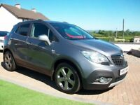 Jun 2015 Vauxhall Mokka SE CDTI S/S 4X4 *GREAT SPEC*