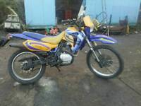 150cc Enduro 4 stroke
