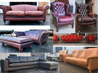 Top quality leather and fabric sofas for sale DELIVERY AVAILABLE