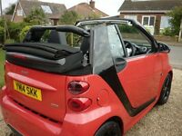 Smart Fortwo 2014 Cabriolet Grandstyle 1.0 MHD Auto/Softouch