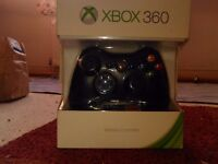 Xbox 360 wireless controller in box as new