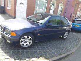 Bmw e36 compact sale or swap