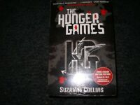 HUNGER GAMES Trilogy, paperback, unopened new in plastic