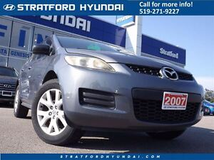 2007 Mazda CX-7 GS | SAFETY CERTIFIED | LOW KM | ALLOYS |