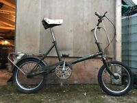 RALEIGH RSW 16 BIKE (BICYCLE BARN FIND)