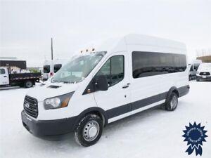 "2016 Ford Transit Wagon T-350 148"" EL High Roof XL, 3.2L Diesel"