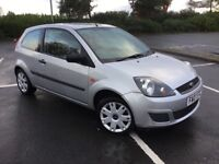 Perfection 07 Fiesta 1-25 Style 3dr, lady owned Mot July'18 Only 77k miles Bestie, Cheapest £1295.