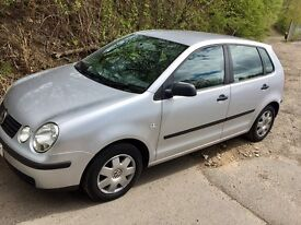 Automatic, Low mileage VW Polo, 1.4 Twist, 5 door, FSH, Full years MOT, ready to drive away today