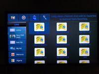 12 Months Worldwide IPTV Arabic,French,UK,USA,Albania,Pakistani,FULL Bein HD