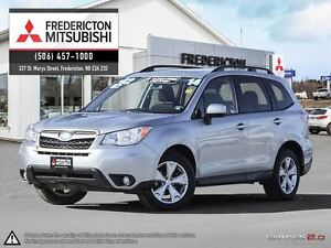 2014 Subaru Forester 2.5i TOURING! AWD! HEATED SEATS! SUNROOF!