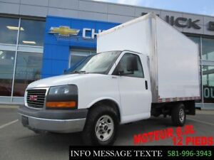 2011 CHEVROLET EXPRESS CUTAWAY CUBE 12 PIEDS