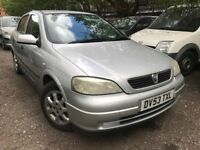 53 plate - Vauxhall Astra 1.7 cdti - 6 months mot - 1 former keeper