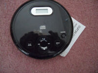 CURRYS PORTABLE CD PLAYER NEW UNUSED