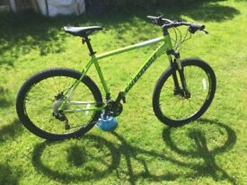 Cannondale Trail 4 mountain bike - Brand new unused with proof of purchase