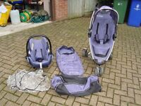 Quinny Zapp Lightweight & Compact Pushchair Stroller