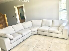 NEXT LARGE MODULAR CORNER SOFA