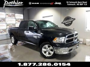 2019 Ram 1500 Crew | HEATED MIRRORS | REAR CAMERA | UCONNECT |