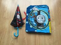 🛏Thomas The Tank Engine Single Bed Cover And Pillow Case 🛏