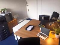 3 Offices Available. Charing Cross G3. From £325 a month. Fibre Broadband. All Inclusive!