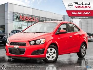 2014 Chevrolet Sonic LT Local LOW Mileage Trade!