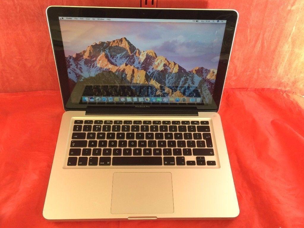 "Apple MacBook Pro A1278 13.3"", 2010, 500GB, Core 2 Duo Processor, 4GB RAM +WARRANTY, NO OFFERS, L166"