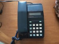 Home Telephone with LCD display large keyboard