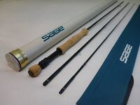 """Sage SP 9'6"""" 6# Premium Fly Fishing Rod - EXCELLENT CONDITION"""