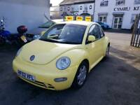 VW BEETLE. 2 LITRE PETROL. DRIVES WELL. PX WELCOME